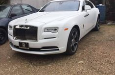 Foreign Used Rolls-Royce Ghost 2018 Model White