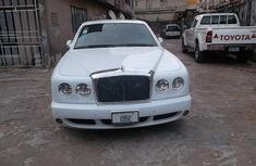 Nigeria Used Bentley Arnage 2007 Model White
