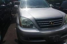Foreign Used 2005 Gold Lexus GX for sale in Lagos