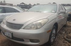 Foreign Used 2002 Beige Lexus ES for sale in Lagos