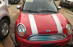 Foreign Used Mini Cooper 2010 Model Red