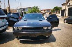 Foreign Used Dodge Challenger 2012 Model Black