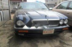 Foreign Used Jaguar XJ 1996 Model Blue