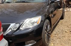 Foreign Used Lexus GS 2014 Model Black