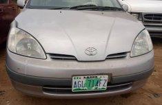 Nigeria Used Toyota Prius 2003 Model Silver