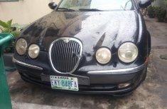 Nigeria Used Jaguar S-Type 2002 Model Black