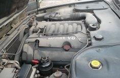 Foreign Used Jaguar XJ 2000 Model Gold