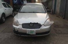 Nigeria Used Hyundai Accent 2003 Model Silver
