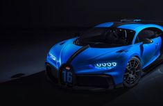 Bugatti Chiron presents an all-new ₦1.2b Pur Sport, with more daring looks and performance