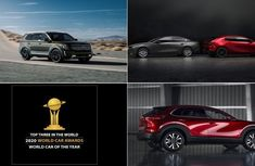 World Car of the Year 2020: Top 3 shortlist unveiled