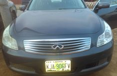 Four Months Registered Infinity G35X, 2008 Model 3.5 Engine