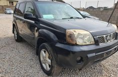 Nigeria Used Nissan X-Trail 2006 Model Black