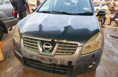 Nigeria Used Nissan Qashqai 2008 Model Gray