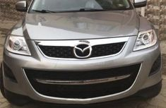 Foreign Used Mazda CX-9 2010 model Silver