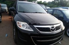 Foreign Used Mazda CX-9 2010 Model Black