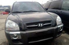 Foreign Used Hyundai Tucson 2008 Model Black