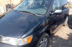 Foreign Used Honda Odyssey 2003 Model Gray