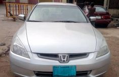 Locally Used 2004 Honda Accord for sale in Lagos