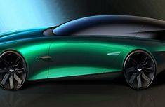 Take a deep breathe and check out thefuturistic all-electric Bentley Centanne Concept