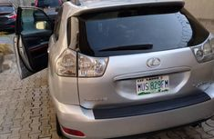 Few Months Nigeria Used 2008 Lexus RX350 With Reverse Camera