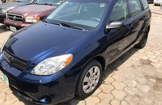 Extremely Clean Naija Used Toyota Matrix 2006 Model