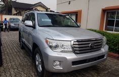 Foreign Used Toyota Landcruiser 2013 Model