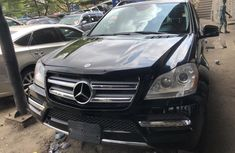 Foreign Used Mercedes Benz GL4650 2012 Model