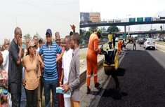 Lagos govt commends motorists & residents on patience over ongoing road projects,pleads for support