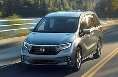 2021 Honda Odyssey gets revamped, contends with Toyota Sienna and Chrysler Pacifica