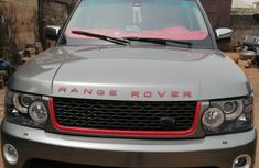 Neatly USed Land Rover Range Rover 2009 Model