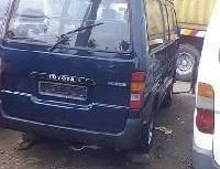 Foreign Used Toyota HiAce 1993 Model Blue