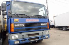 Very Clean Tokunbo DAF 65-CF 2001 Model