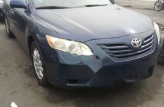 Foreign Used Toyota Camry 2009 Model Blue