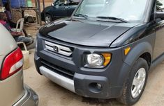 Foreign Used 2007 Grey Honda Element for sale in Lagos.