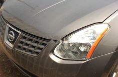 Foreign Used Nissan Rogue 2007 Model Gray
