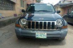 Nigeria Used Jeep Liberty 2006 Model Gray