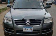 Tokunbo Volkswagen Touareg 2007 Model Gray
