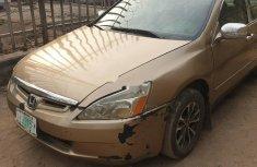 very clean Naija Used Honda Accord 2004