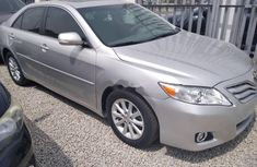 Foreign Used 2011 Silver Toyota Camry for sale in Lagos