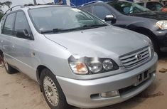 Foreign Used Toyota Picnic1999 Model Silver