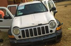 Nigeria Used Jeep Liberty 2007 Model White