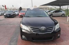 Foreign Used Toyota Camry 2011 Model Black