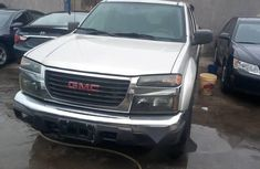 Foreign Used GMC Canyon 2007 Model Silver