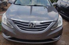 Foreign Used Hyundai Sonata 2012 Model Gray