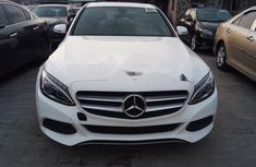 Foreign Used Mercedes-Benz C300 2018 Model White