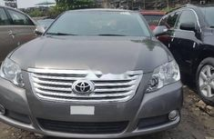 Foreign Used Toyota Avalon 2006 Model Gray