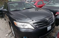 Tokunbo Toyota Camry 2010 Model Gray