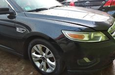 Foreign Used Ford Taurus 2010 Model Black