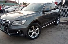 Nigeria Used Audi Q5 2013 Model Gray