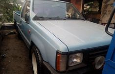 Foreign Used Mitsubishi L200 2000 Model Blue